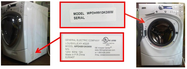 Ge Recalls Front Load Washers Due To Injury Hazard Cpsc Gov