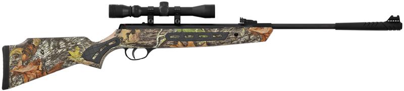 Recalled Striker air rifle - Camouflage