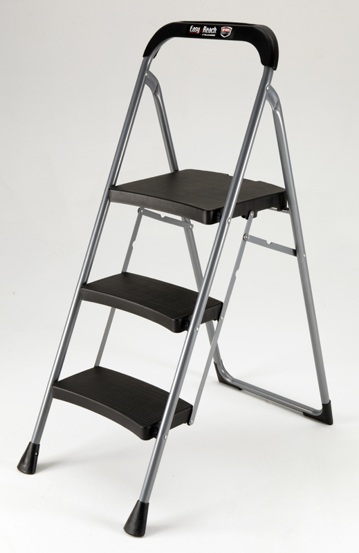 Picture of recalled 3-Step Pro Series step stool model number HB3-PRO & Tricam Industries Recalls Easy Reach Step Stools Due to Fall ... islam-shia.org