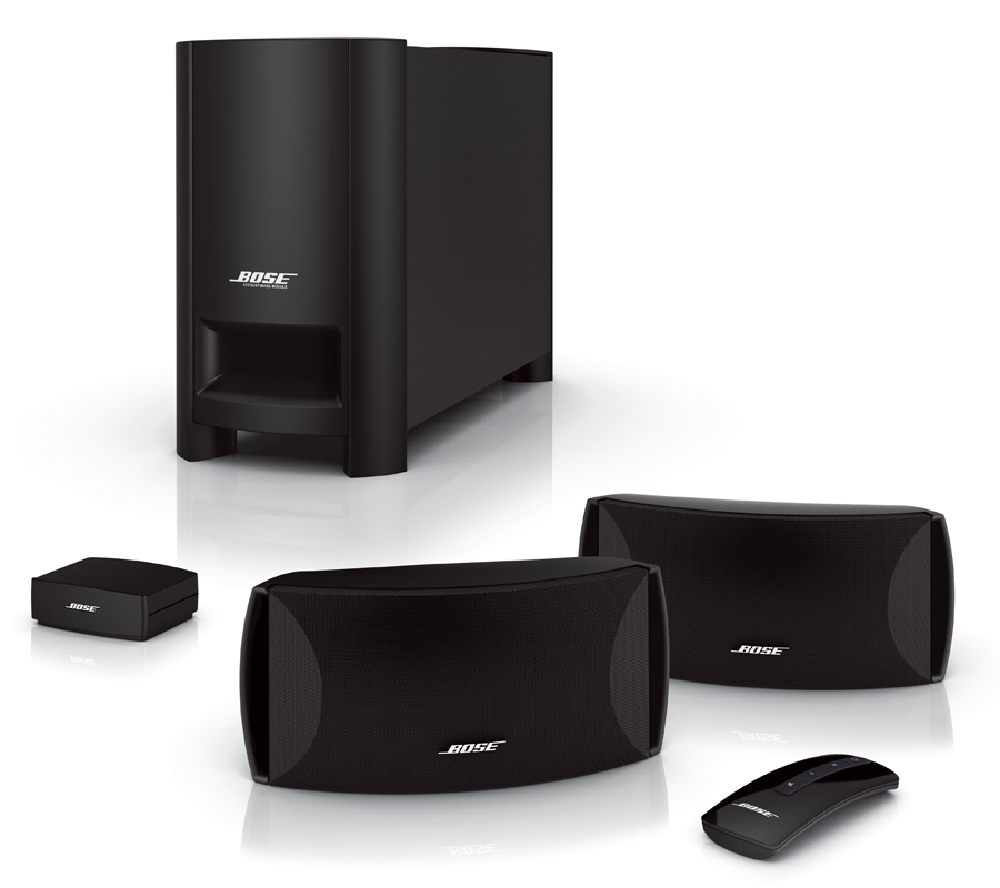 bose recalls dual voltage cinemate ii home theater speaker systems due to fire hazard. Black Bedroom Furniture Sets. Home Design Ideas