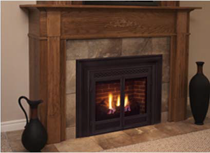 Monessen BDV Direct Vent Fireplace