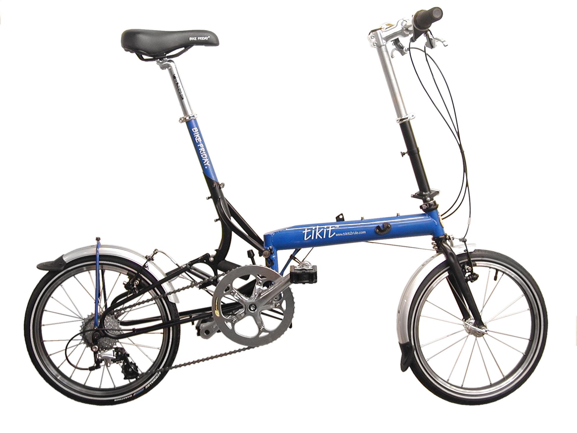 Bike Friday Tikit Bicycle