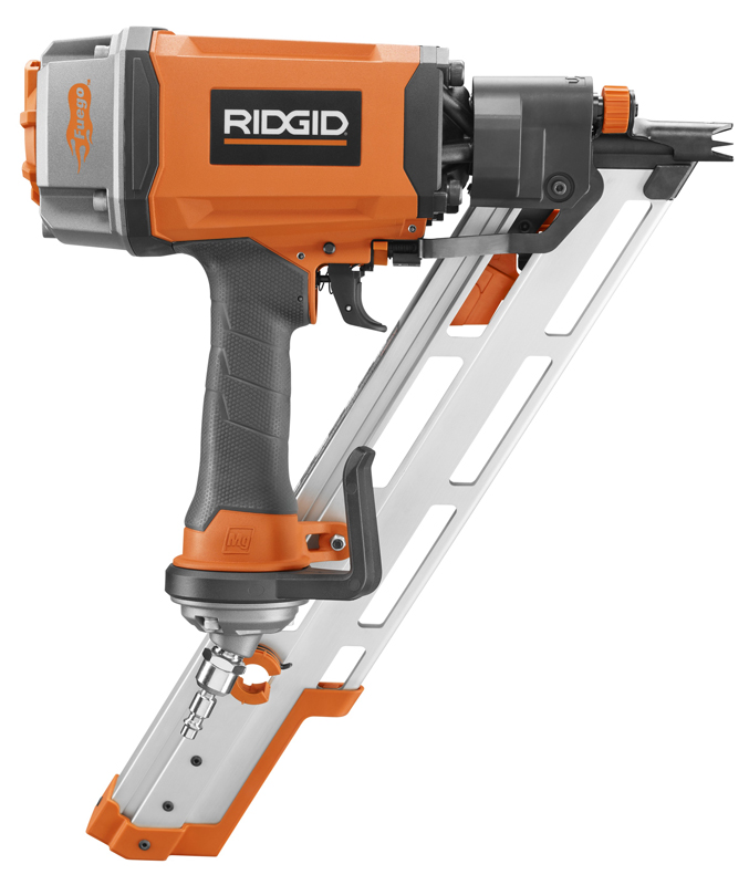 RIDGID Clipped Head Framing Nailer number R350CHE