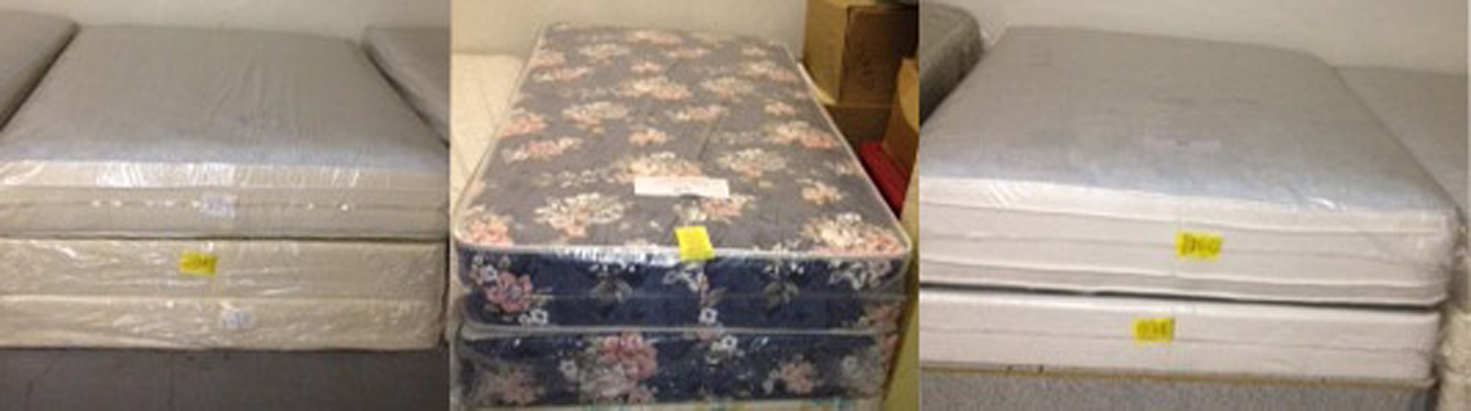 Recalled American Mattress Manufacturing mattress