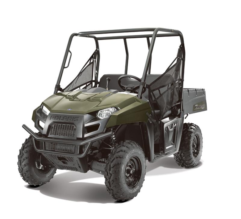 Recreational Vehicle: Polaris Recalls Ranger Recreational Off-Highway Vehicles