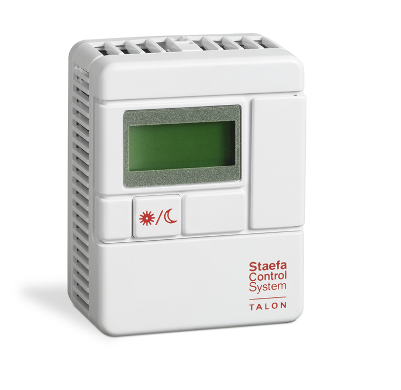 Siemens Sensor – White Display Screen, Staefa/Talon label