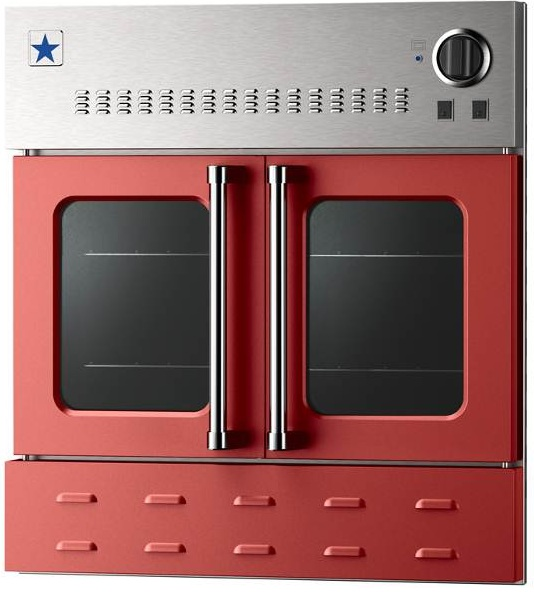 prizer painter bluestar 36inch wall oven