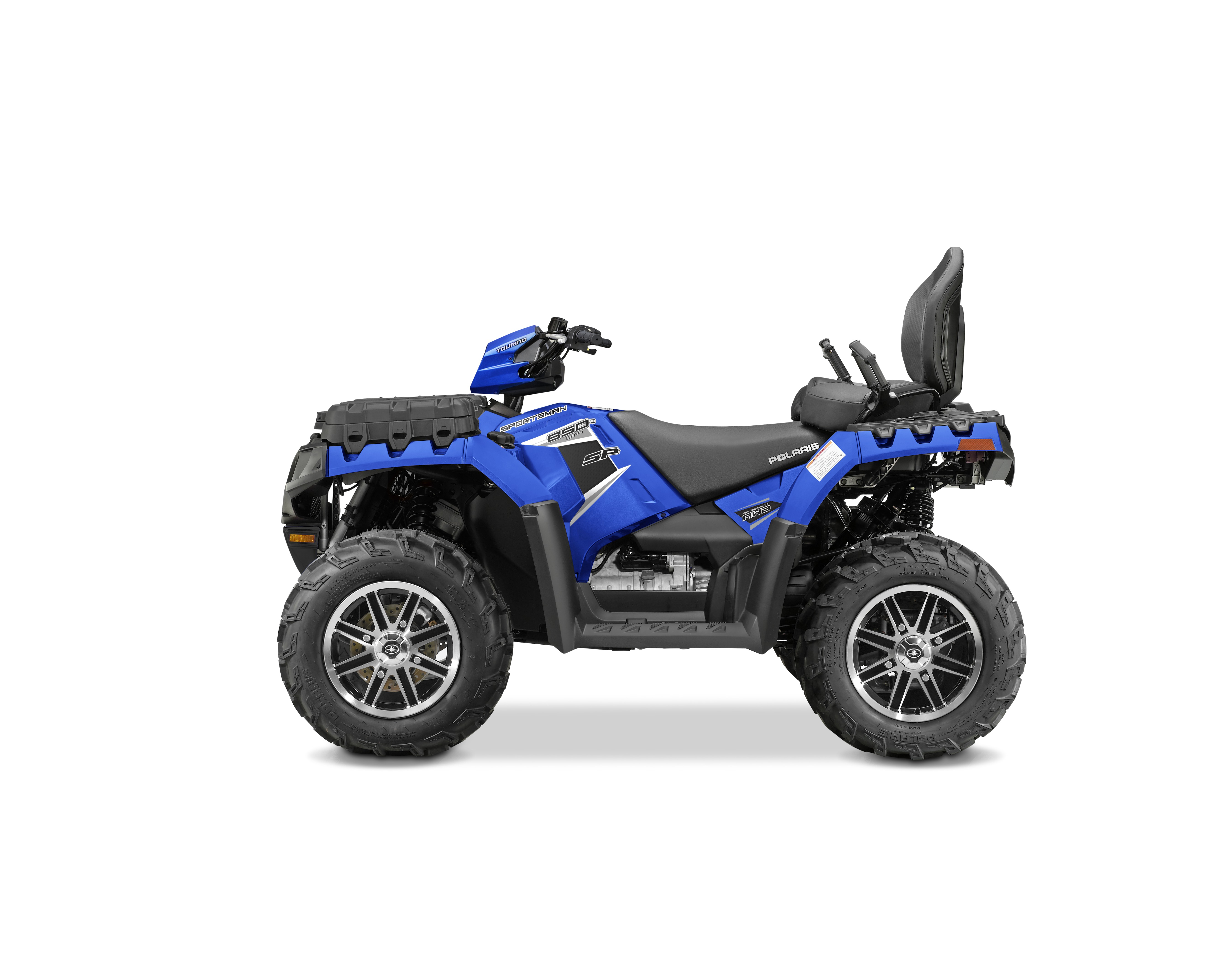 Polaris 2015 Sportsman Touring 850 SP Blue Fire
