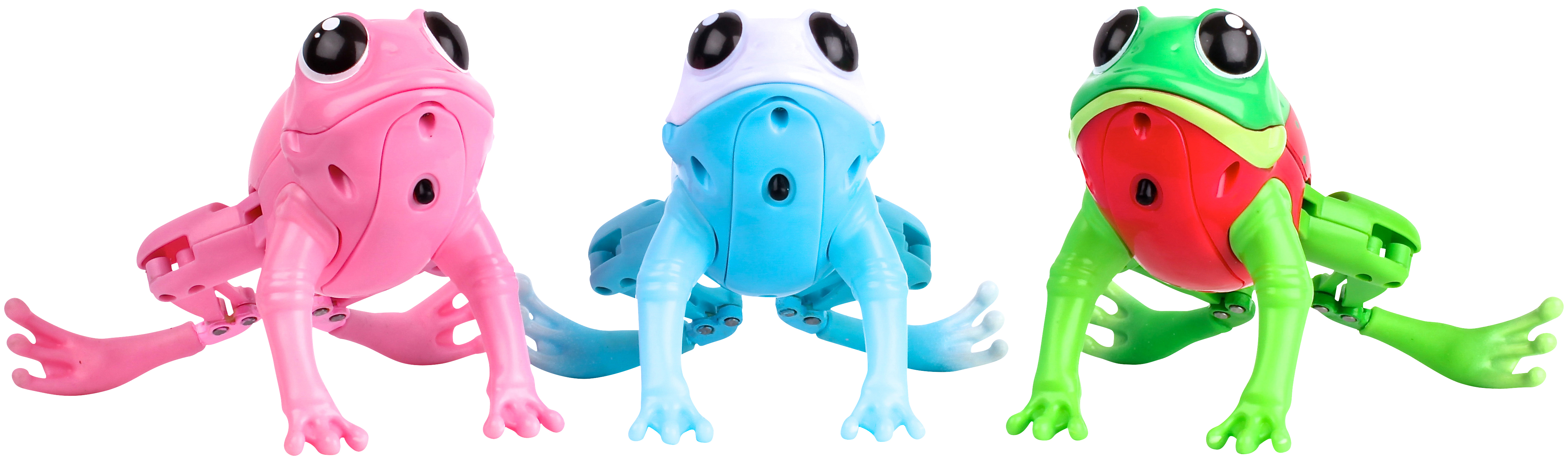 Moose Toys Recalls Toy Frogs Due to Chemical and Injury Hazards