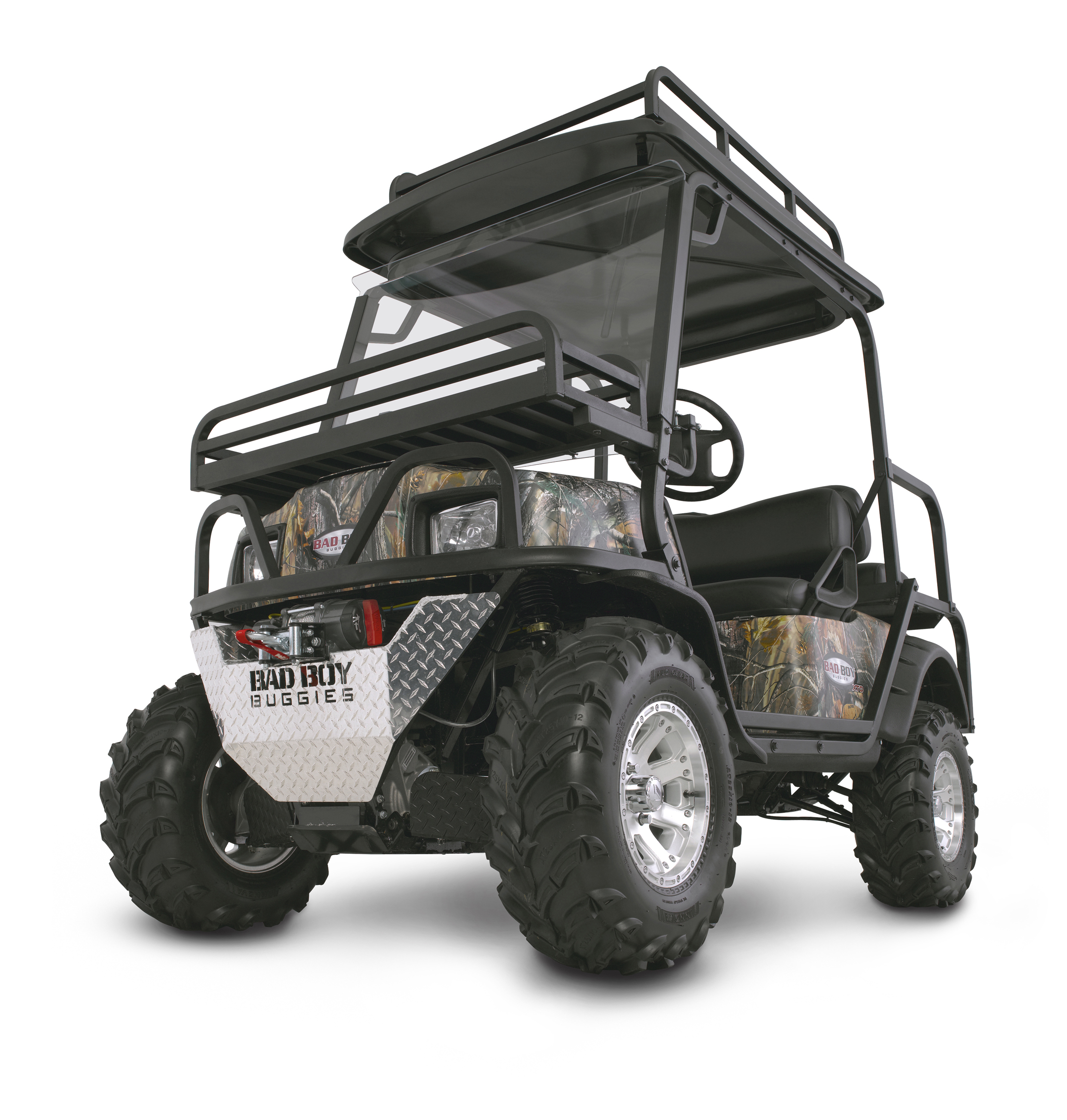 Bad Boy Xto Off Road Utility Vehicle