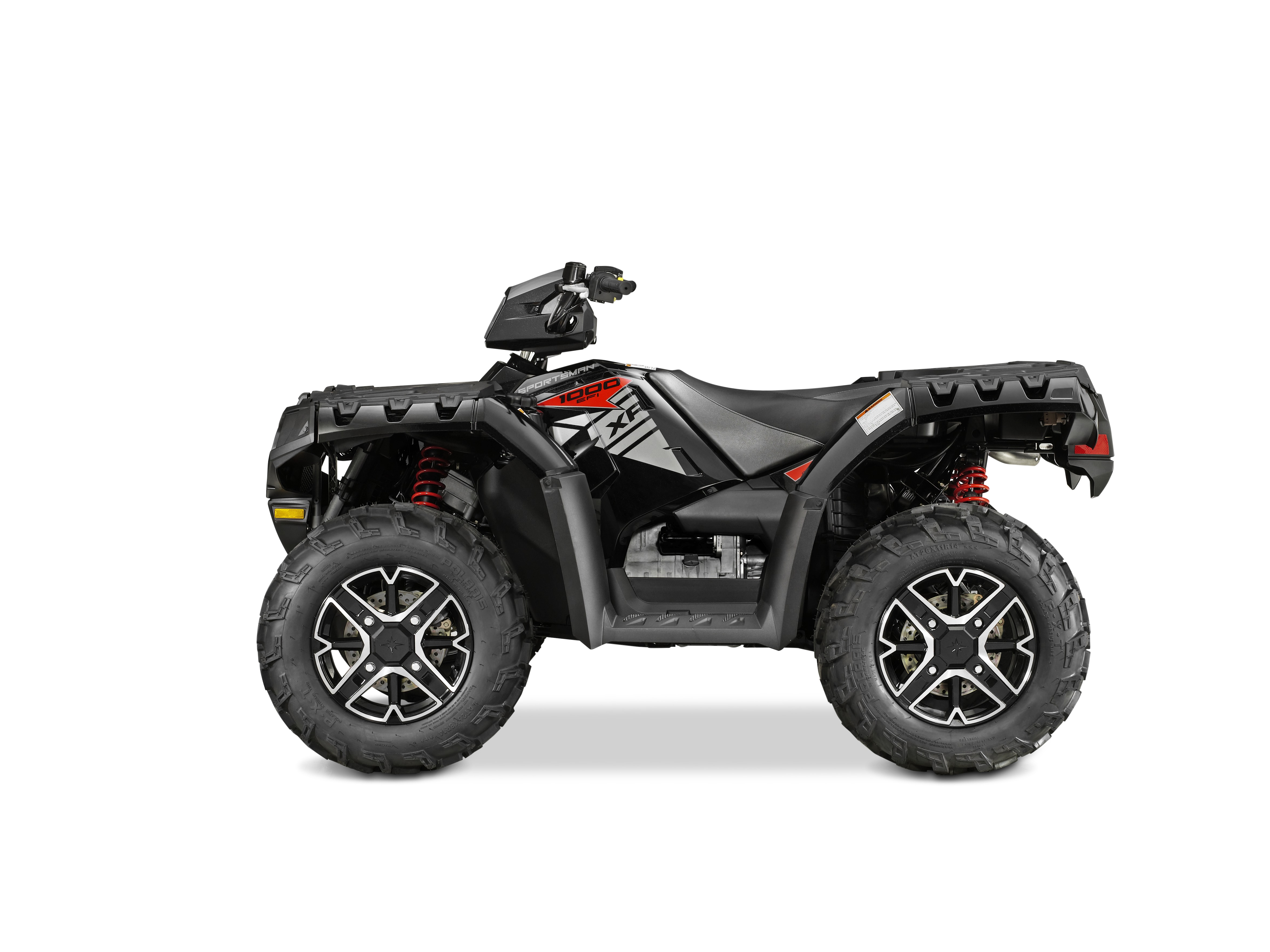 Polaris 2015 Sportsman XP 1000 Black Pearl Metallic