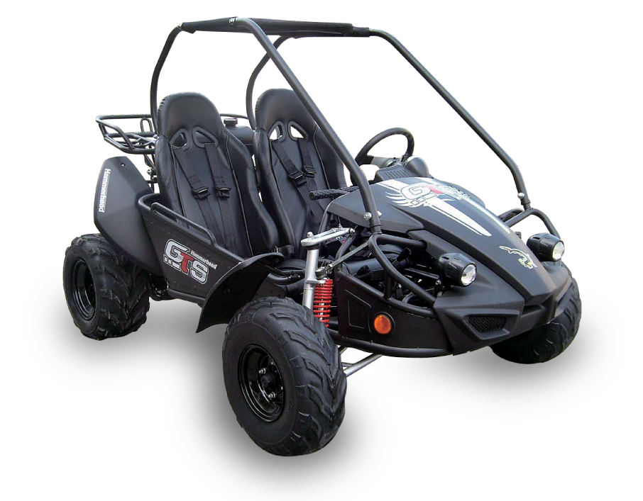 Hammerhead Off-Road GTS 150 fun-kart