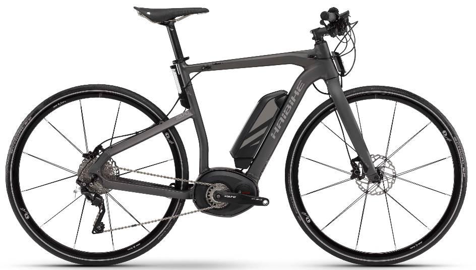 Haibike XDURO Urban RC model year 2016 electric bicycle