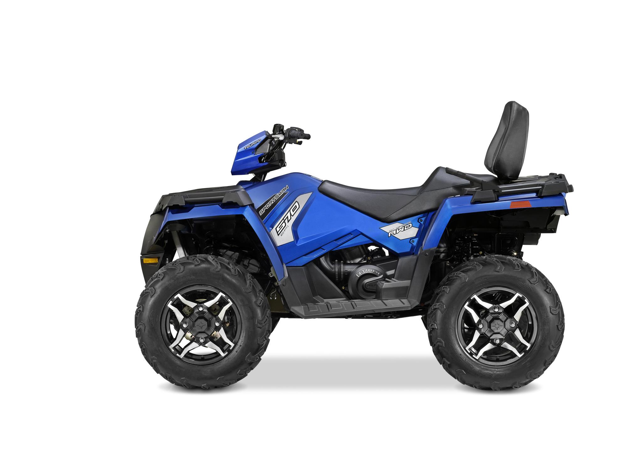 Polaris 2016 Sportsman Touring 570 SP Blue Fire