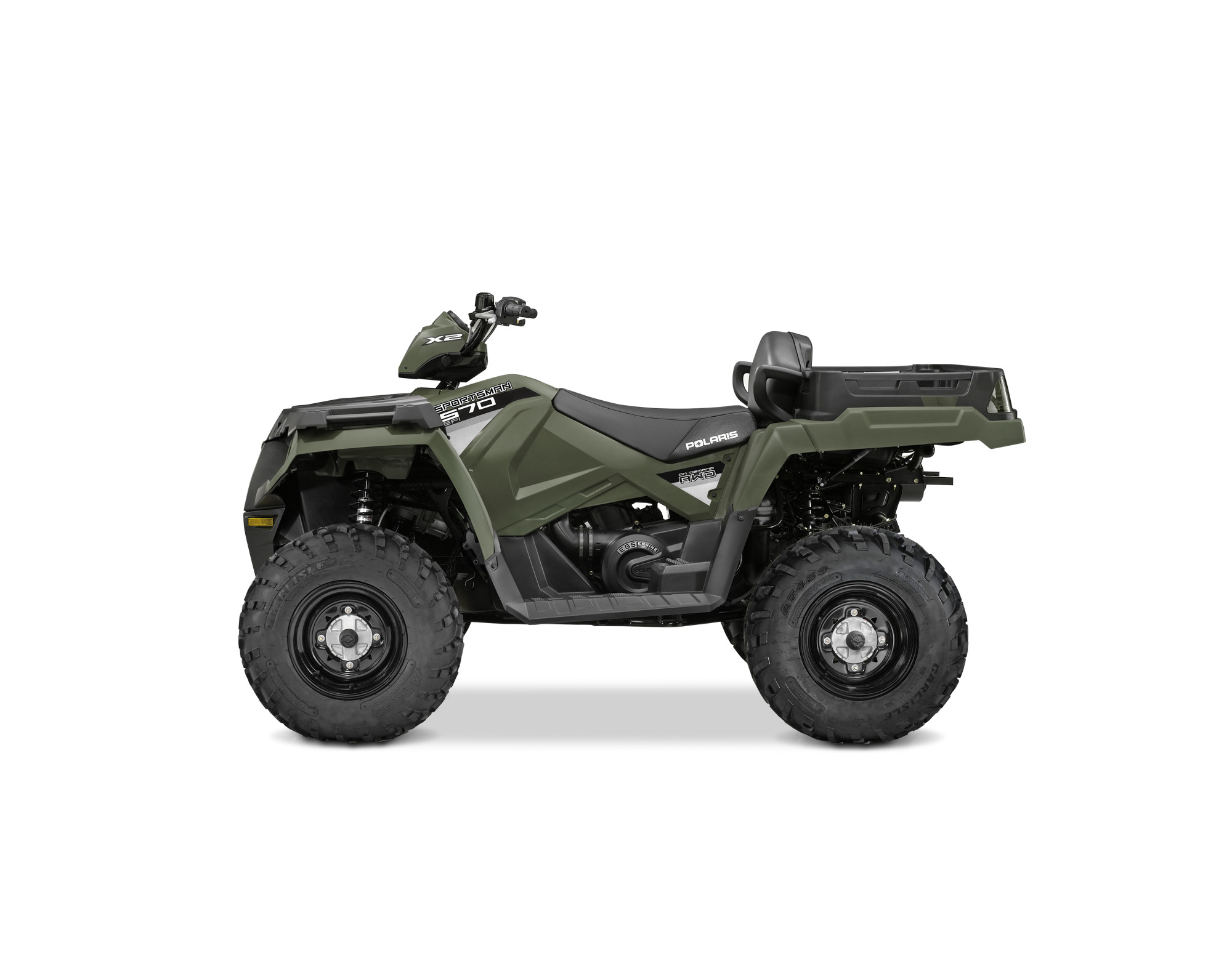 Polaris 2016 Sportsman X2 570 Eps Sage Green