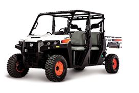 Recalled Model Year 2020 Bobcat UV34 XL GAS and UV34 XL GAS H