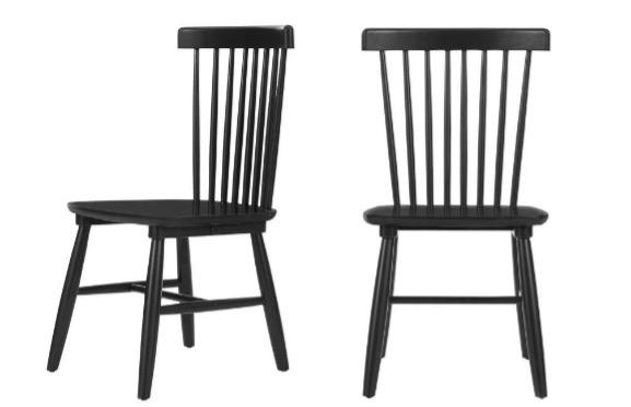 Home Depot Recalls Wood Windsor Dining Chair Sets Due to Fall Hazard (Recall Alert) thumbnail
