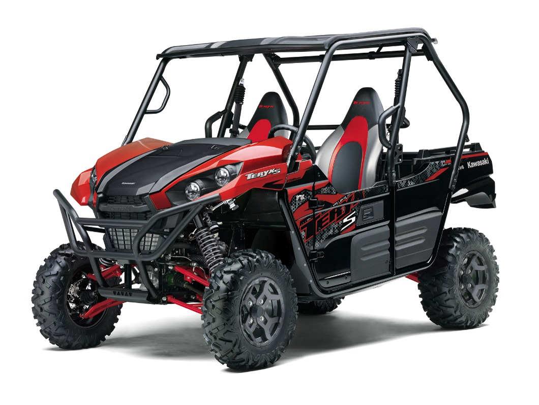Recalled Model Year 2021 TERYX S LE RED – Model KRF800J
