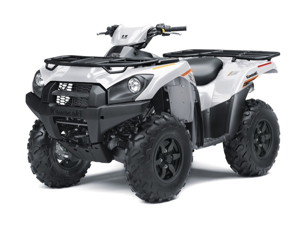 Recalled Model Year 2021 BRUTE FORCE 750 4X4i EPS WHITE – Model KV750G