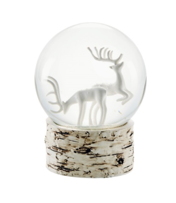 Recalled Coldwater Reindeer snow globe