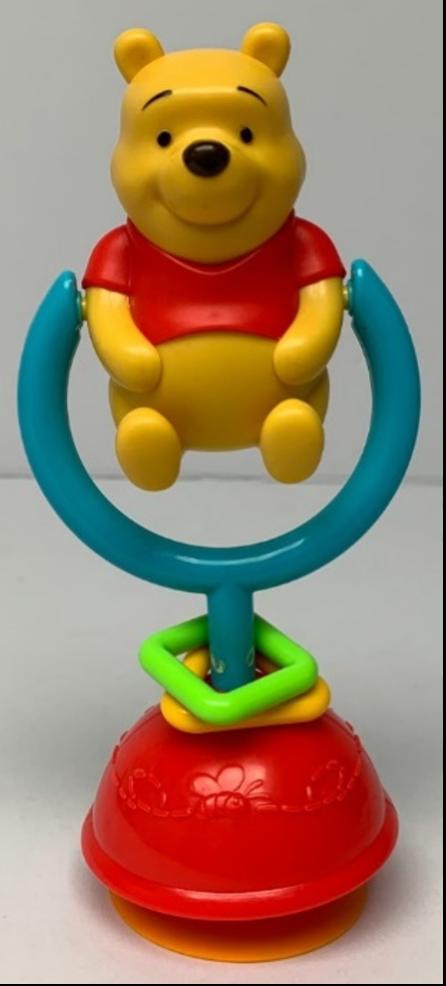 Recalled Winnie the Pooh Rattle