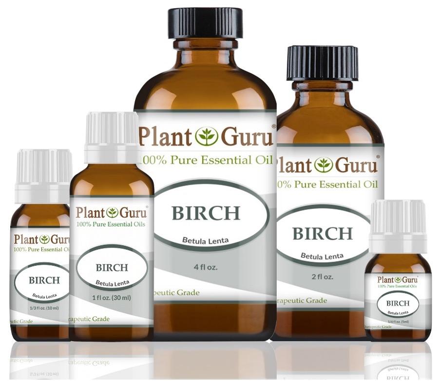 Recalled Birch Essential Oil