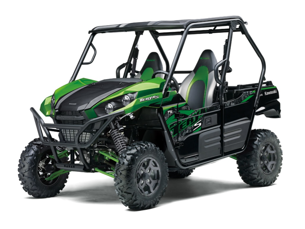 Recalled Model Year 2021 TERYX S LE GREEN – Model KRF800J