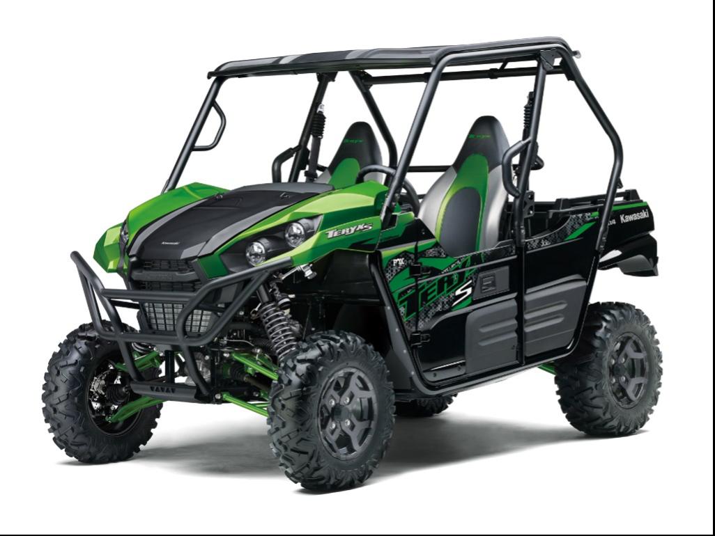 Recalled Model Year 2021 TERYX S LE GREEN – Model KRF800J