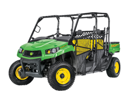 Recalled John Deere XUV590 S4 Gator utility vehicle