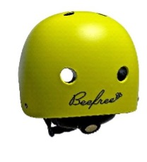 Recalled Bee Free children's helmet - back view