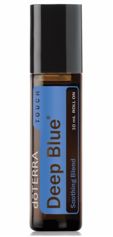 Recalled dōTERRA Deep Blue Touch Essential Oil 10 mL