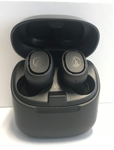 Recalled Audio-Technica charging case, Model ATH-CK3TW