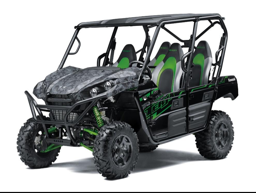 Recalled Model Year 2021 TERYX4 LE CAMO GRAY – Model KRT800G