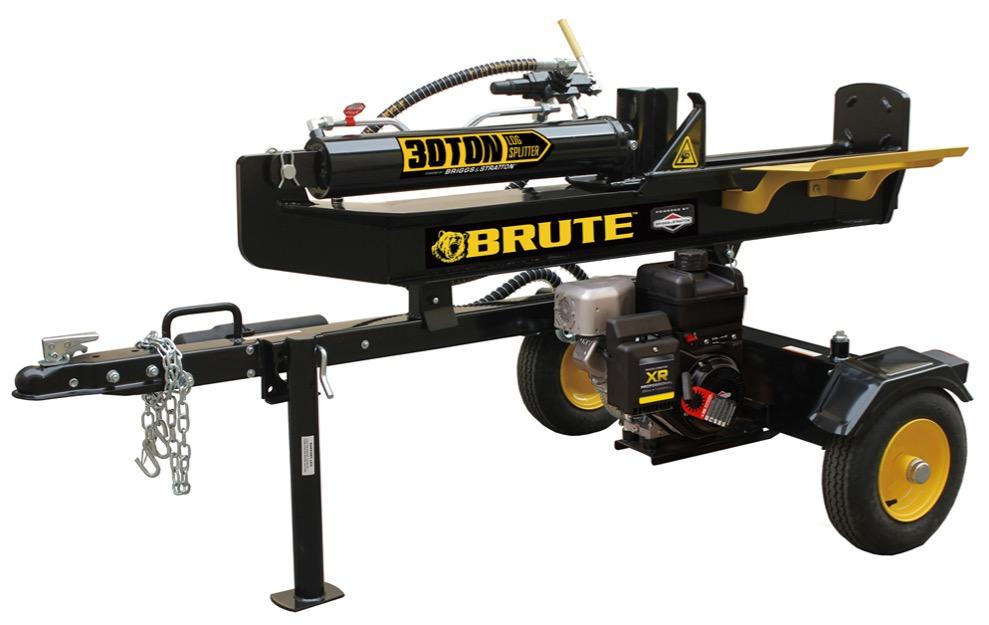 Recalled Brute Log Splitter (model number YTL-140-701 -30 ton)