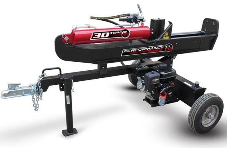 Recalled Performance Built Log Splitter (model number YTL-016-476 – 30 ton)