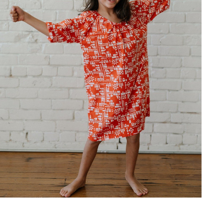 Recalled La Paloma Girl's Nightgown – Scandi Shapes