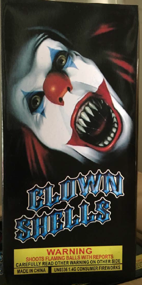Clown Shells