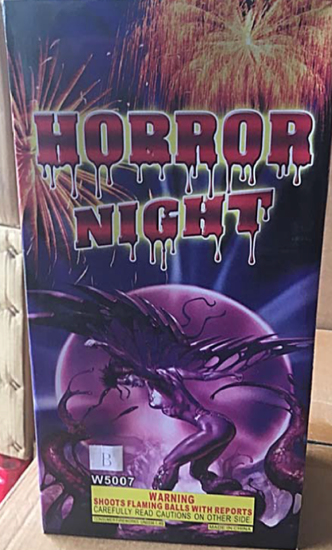 Horror Night Artillery 6 Pack