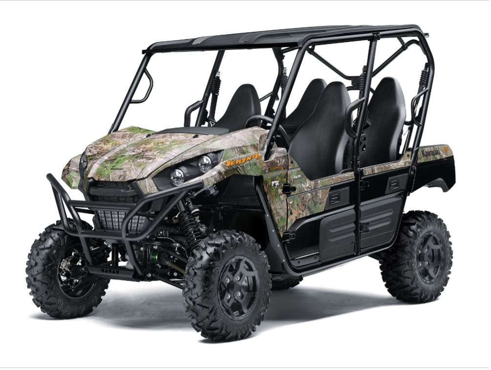 Recalled Model Year 2021 TERYX4 S LE CAMO – Model KRT800K