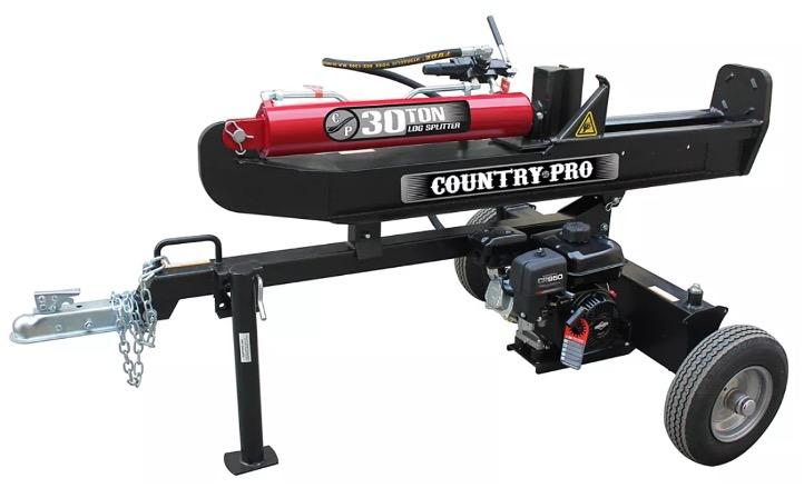 Recalled Country Pro Log Splitter (model number YTL-019-880)