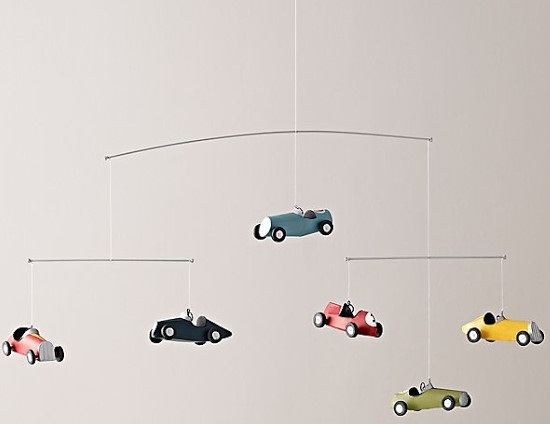 RH Baby & Child Vintage Car Mobiles
