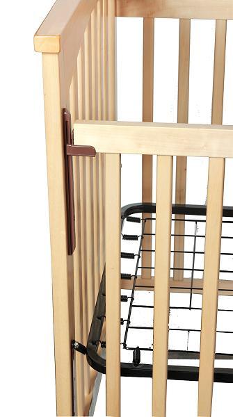Brookdale 4 in 1 convertible crib | bassett home furnishings.