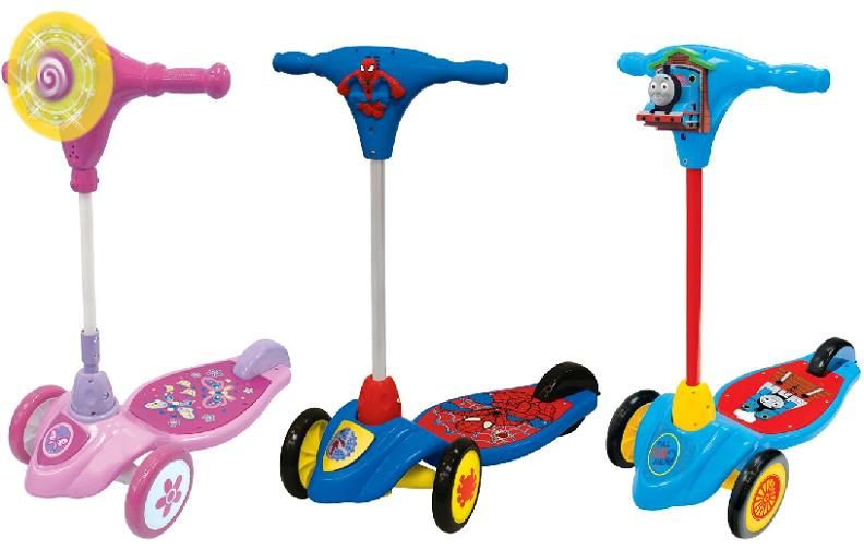 Children S Scooters Recalled By Kiddieland Due To Laceration Hazard