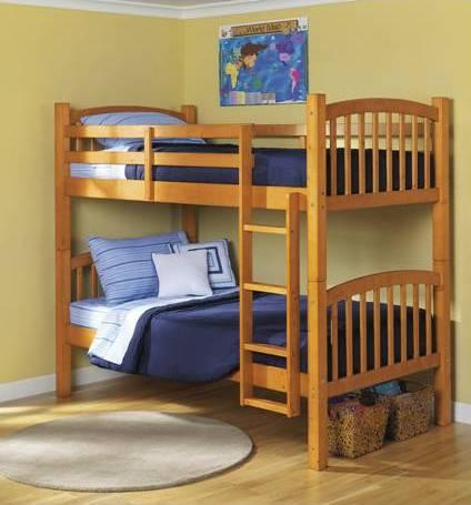 Dorel Asia Recalls To Repair Bunk Beds Due To Collapse And Fall