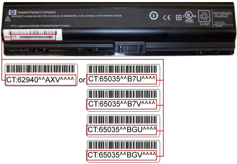 hp laptop serial number manufacture date