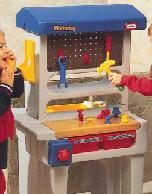 Little Tikes Expands Recall Of Toy Workshop And Tool Sets Due To Choking Hazard