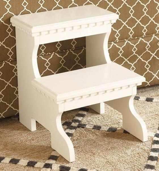 Ballard Designs Recalls Step Stools Due to Fall Hazard ? : 2 step wooden step stool - islam-shia.org