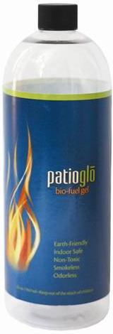 PatioGlo Bio-Fuel Gel