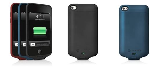 Mophie Recalls Ipod Touch Rechargeable External Battery Case Due To