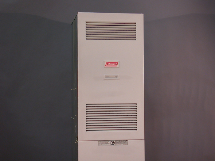 Coleman, Coleman Evcon and Red T Gas Furnaces for Manufactured Homes